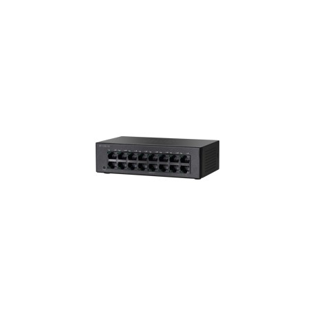 Switch Cisco Small Business SF110D-16